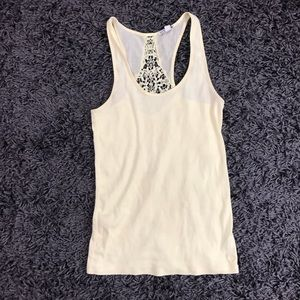 American Eagle Outfitters Tops - American Eagle Outfitters. Yellow Tank Top.